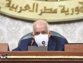 رئيس مجلس النواب ينعى الشعب الليبى فى وفاة رئيس المجلس الأعلى لقبائل برقة