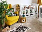 سيدة تمنح غرفة أطفال تغييرا رائعا مستوحى من الغابات.. صور