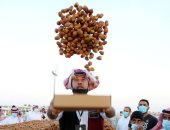 يا بلح أمهات يا جمالك .. مهرجان التمور بالسعودية.. ألبوم صور