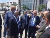 وزير الشباب: المنطقة اللوجستية التجارية بطنطا تواكب فكر الدولة.. صور