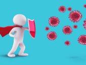 علامات تدل على مناعة دائمة ضد كورونا.. علماء يجدون دلالات فى دم ولعاب المتعافين تدل على حمايتهم من الإصابة الثانية.. وأجسام مضادة وخلايا مناعية قادرة على محاربة الفيروس فى المرة الثانية بذاكرة جهاز المناعة