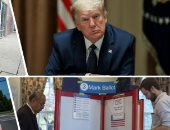 """مواقع حملة ترامب تتعرض لـ""""قرصنة"""" ومخاوف من تدخل أجنبي"""