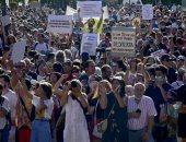 إسبانيا تحظر التجمع فى المظاهرات لأكثر من 500 شخص باليوم العالمى للمرأة