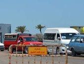 ضبط 1149 مخالفة مرورية متنوعة في كفر الشيخ