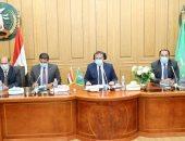 محافظ المنوفية: الاستثمار أحد الركائز الأساسية للنمو الاقتصادى لمصر