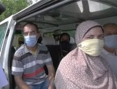 تحرير 600 محضر عدم ارتداء الكمامة بمطروح فى حملة لتطبيق الإجراءات الاحترازية