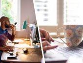 العمل من المنزل يعزز مبيعات بائعى أجهزة الكمبيوتر والشاشات
