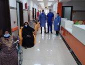 تعافى 7 حالات كورونا بمستشفى العديسات وسيدة تلد 4 توائم بمستشفى أرمنت بالأقصر