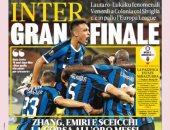 صحف إيطاليا احتفالا بالتأهل: الإنتر إلى النهائى الكبير بعد غياب 10 سنوات