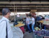 صور.. حملة مكبرة لرفع الإشغالات أسفل كوبرى العامرية غرب الإسكندرية