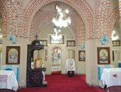 أسقف إيبارشية نقادة وقوص يؤكد عظمة تاريخ أديرة وكنائس محافظة قنا