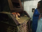 مدير تموين القليوبية يشن حملة مكبرة على المخابز البلدية لمتابعة منظومة الخبز