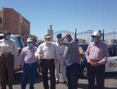 صور.. محافظ جنوب سيناء: مدينة الطور تشهد طفرة تنموية فى كافة القطاعات