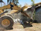 الرى تعلن إزالة 19 مخالفة على نهر النيل فى 3 محافظات