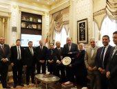 نادى القضاة يهنئ المستشار شوضة على رئاسة المجلس الأعلى للقضاء