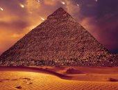 قارئ يشارك صحافة المواطن عددا من تصميمات الجرافيك عن الحضارة الفرعونية