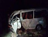 وفاة 2 وإصابة 9 فى حوادث متفرقة فى مدينة إسنا جنوب الأقصر