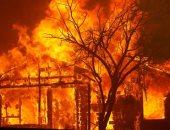 حرائق الغابات تهدد مناطق سكنية فى كاليفورنيا.. اعرف التفاصيل