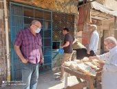 تموين الإسكندرية: لا تهاون مع المخابز المخالفة وعقوبات رادعة فى المنظومة الجديدة