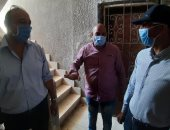 رئيس جهاز الشروق: استرداد 8 وحدات سكنية متعدى عليها بالمدينة