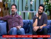 """حسن الرداد: نور الشريف سبب حبى للرياضة.. وأبولبن: أهدينا """"توأم روحى"""" لـ رجاء الجداوى"""