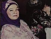 صورة نادرة للفنانة الراحلة شادية بالحجاب بعد اعتزالها الفن