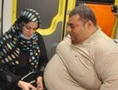 وزيرة الصحة: جراحة عاجلة لمريض السمنة بمستشفى دار الشفاء على نفقة الدولة