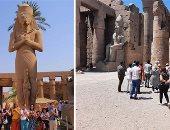 رئيس تسويق السياحة بالأقصر: 100 ألف سائح زاروا المقاصد وعادوا لأوطانهم دون إصابات