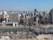 دوى انفجار بالمنطقة الواقعة بين بلدتى برجا وبعاصير فى جبل لبنان