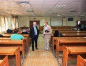 انتظام الدراسات العليا بكليات العلوم والتربية الرياضية والتجارة بجامعة طنطا