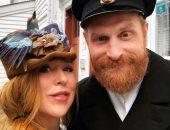 تورمند Game Of Thrones يحتفل بعيد زواجه الخامس بصورة مع زوجته