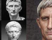 إعادة إحياء وجوه الأباطرة الرومان باستخدام التكنولوجيا.. اعرف القصة