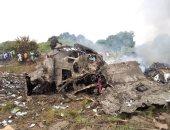 ارتفاع حصيلة ضحايا تحطم طائرة بجنوب السودان إلى 17 شخصا