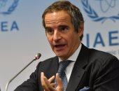 مدير وكالة الطاقة الذرية يؤكد ضرورة تكثيف الجهود لمكافحة الأوبئة وتغير المناخ