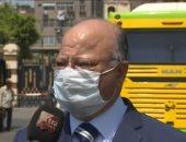 محافظ القاهرة يعلن استكمال مشاريع نقل العشوائيات فى 3 مناطق