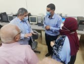 628 طالبا بالمرحلة الأولى سجلوا رغباتهم بمعامل تنسيق جامعة عين شمس