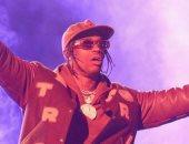 ترافيس سكوت يفاجئ جمهوره بأغنية جديدة فى مهرجان رولينج لاود ميامى