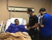 اتحاد الكرة يكشف حقيقة توقيع عقوبة ضد وليد سليمان بعد تدخله على عبدالشافى