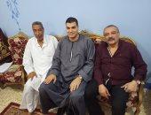 أمسية دينية احتفالا بالذكرى الـ98 على مولد الشيخ أبو العينين شعيشع بكفر الشيخ