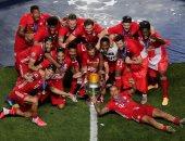 بايرن ميونخ يرفع كأس دوري أبطال أوروبا للمرة السادسة.. فيديو وصور