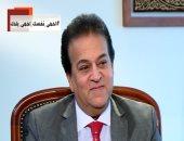 أبرز قضايا التوك شو.. وزير التعليم العالى عن الدراسة بالجامعات: موعدنا 17 أكتوبر
