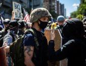 اعتقالات ببورتلاند الأمريكية مع اقتراب الاحتجاجات على العنصرية من يومها الـ100