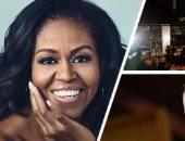 السيدة الأولى والسياسة فى الولايات المتحدة.. الجارديان: زوجات الرؤساء يلعبن دورا متزايدا فى دعم شعبية أزواجهن وميشيل أوباما خير دليل.. ظهور الزوجات يضفى طابعا إنسانيا على مسيرة الزعماء.. وبعضهن يتمتعن بنفوذ خاص