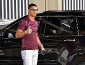 رونالدو يبدأ استعدادات يوفنتوس للموسم الجديد فى أول قيادة لبيرلو.. فيديو وصور