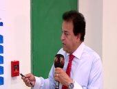 خالد عبد الغفار: جامعة العلمين على مساحة 145 فدانا وكانت صحراء منذ عام ونصف