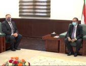وزير الخارجية الأمريكى يبلغ حمدوك دعم بلاده لاتفاق يحل أزمة سد النهضة