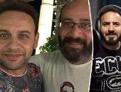 المطرب وأخوه.. دويتوهات جديدة لـ مصطفى قمر ومجد القاسم بمشاركة أشقائهما
