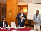 تفاصيل تطوير كورنيش النيل بمدينتى قنا ونقادة (صور)