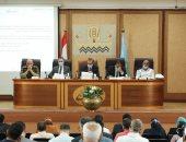 محافظ كفر الشيخ يخلد ذكرى 4 شهداء ويعلن إقامة خدمات متنوعة للمواطنين