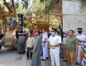 سقوط 42 هاربا من تنفيذ أحكام وتحرير 50 مخالفة مرورية ببنى سويف